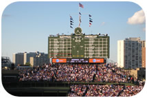 Wrigley Field Wind